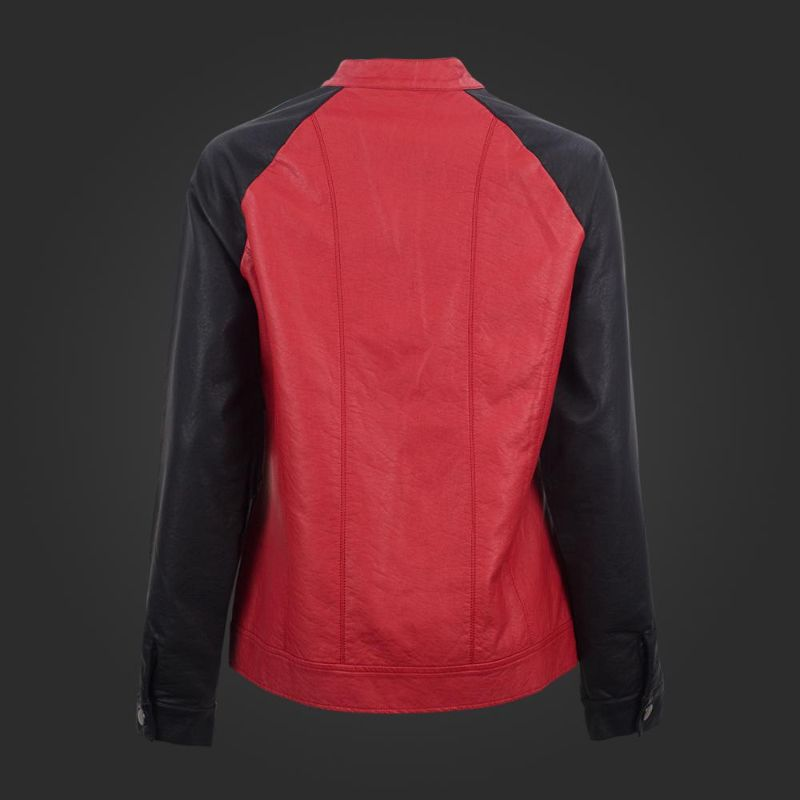 Spider-Woman Jessica Drew Moto Jacket