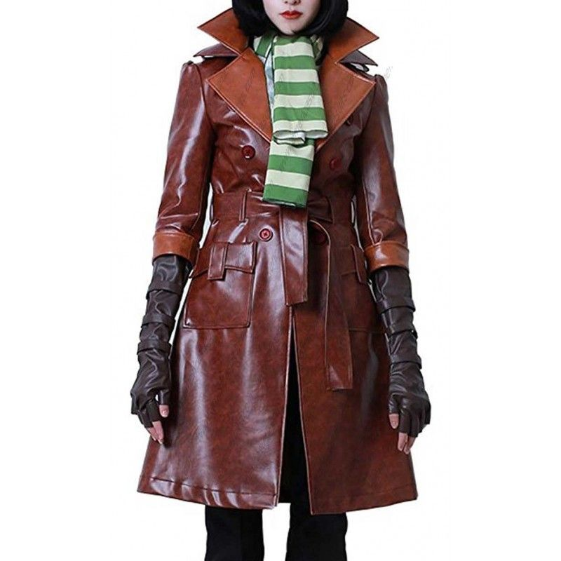 Fallout 4 Piper Wright Coat