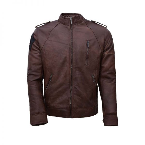 Tom Clancy The Division Leather Jacket