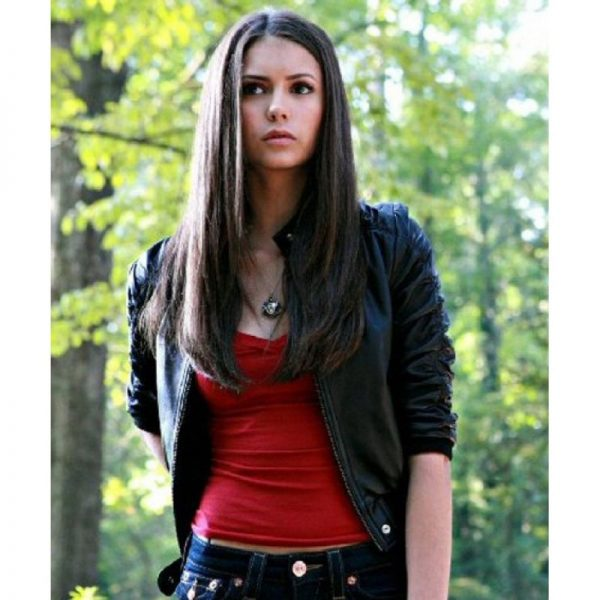 Nina Dobrev The Vampire Diaries Jacket