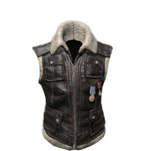 Playerunknown's Battlegrounds Biker Jacket