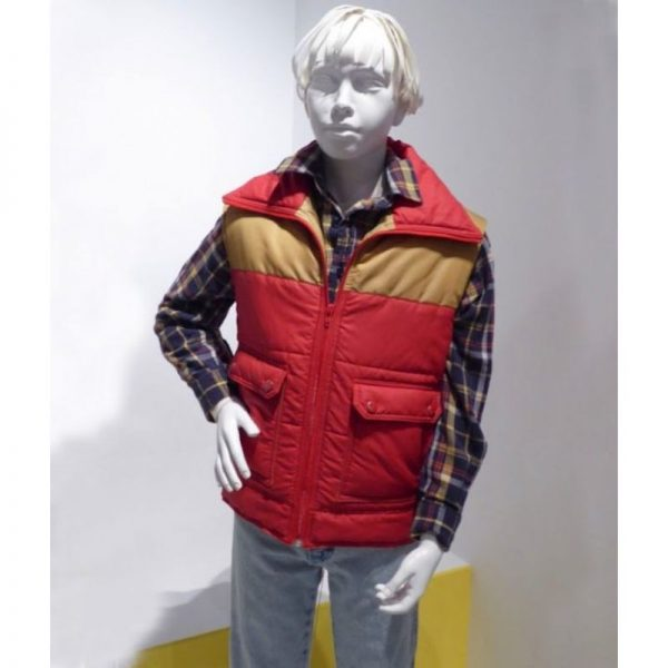 STRANGER THINGS SEASON 3 WILL BYERS VEST