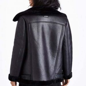 Dodge Lock & Key Leather Jacket