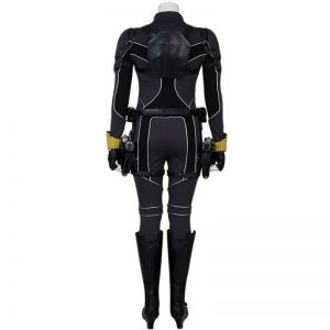 2020 Black Widow Jumpsuit Costume