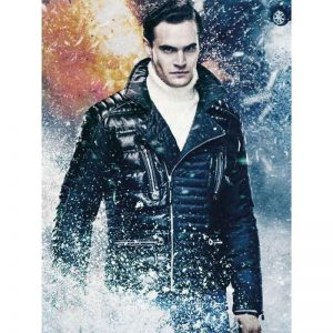 Cold Pursuit Tom Bateman Jacket
