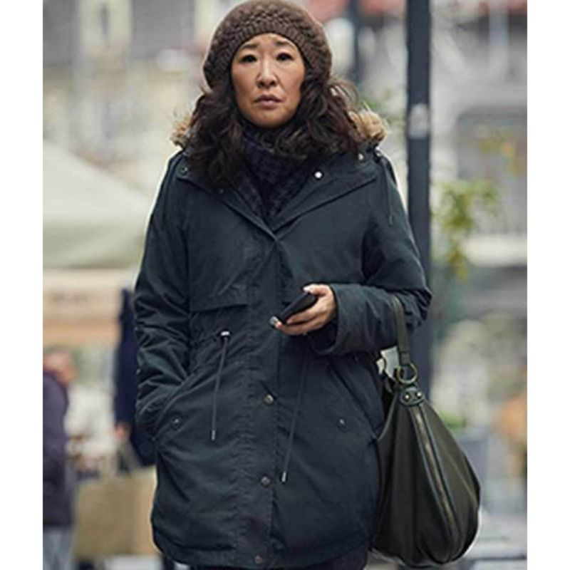 Eve Polastri Killing Eve Sandra oh Coat