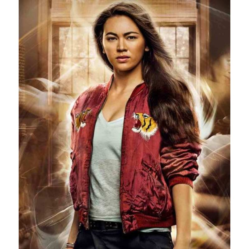 Iron Fist Colleen Wing Jacket