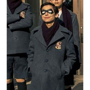 The Umbrella Academy Uniform Wool Jacket