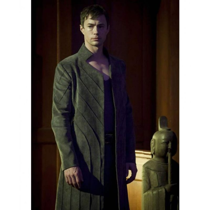 Tom Wisdom Dominion Coat