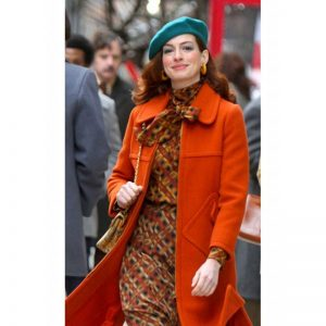 Modern Love Lexi Orange Coat