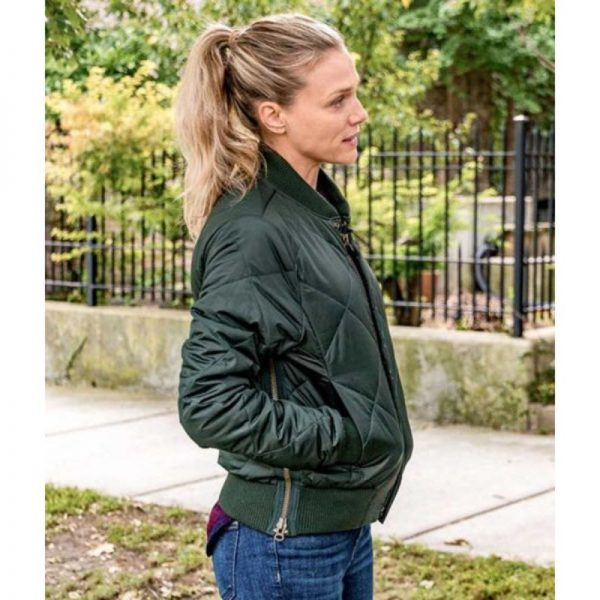 Chicago P.D. Hailey Upton Jacket