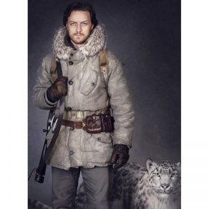 His Dark Materials Lord Asriel Fur Coat
