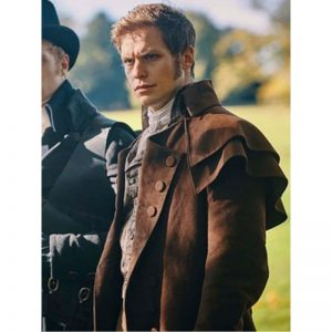Poldark Monk Adderley Coat