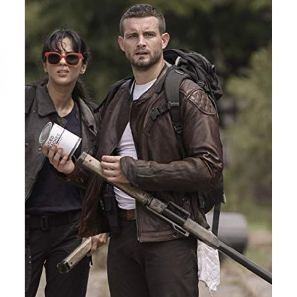 The Walking Dead Spin-Off Felix Jacket