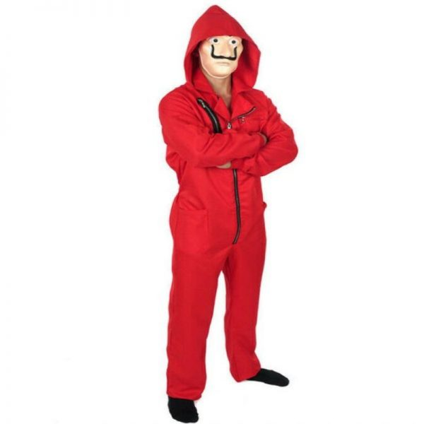 Money Heist La Casa De Papel Dali Costume