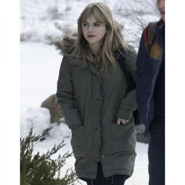 Locke And Key Kinsey Locke Parka Jacket