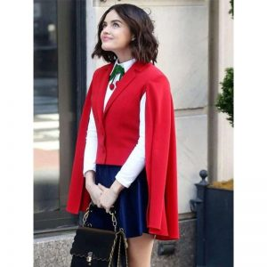 Katy Keene Vest With Cape