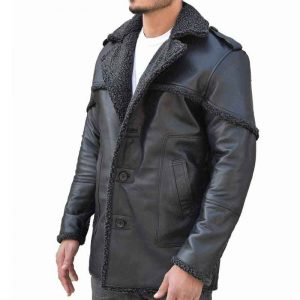 The Punisher Season 2 Billy Russo Leather Coat