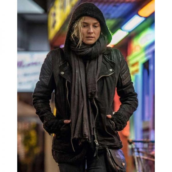 In The Fade Katja Sekerci Jacket