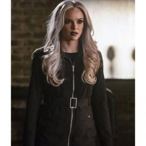 The Flash S05 Killer Frost Black Jacket