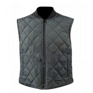 Creed Adonis Johnson Quilted Vest