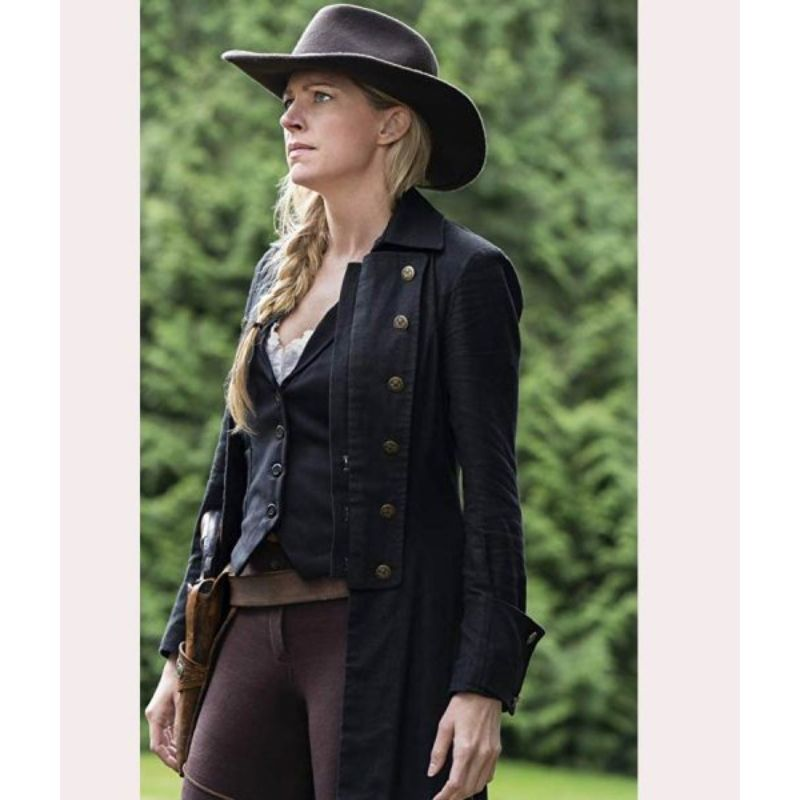 Legends Of Tomorrow Ava Sharpe Coat