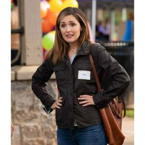 Instant Family Rose Byrne Jacket