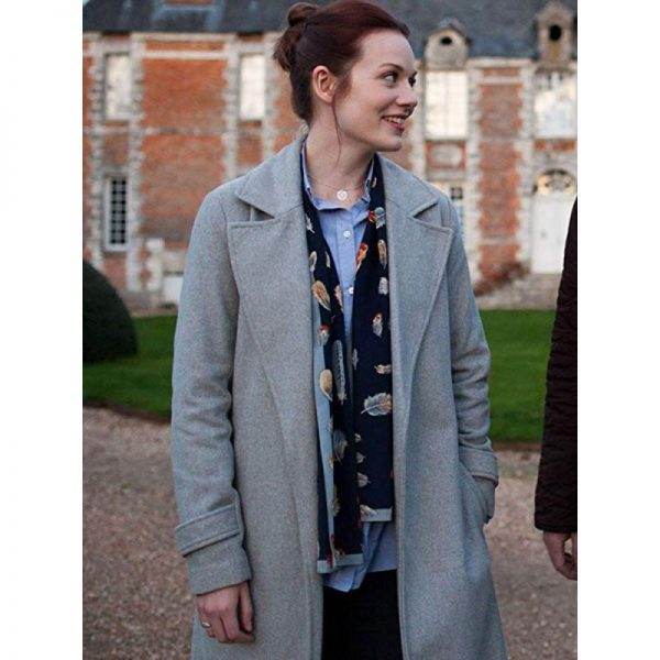 Around the Sun Cara Theobold Coat